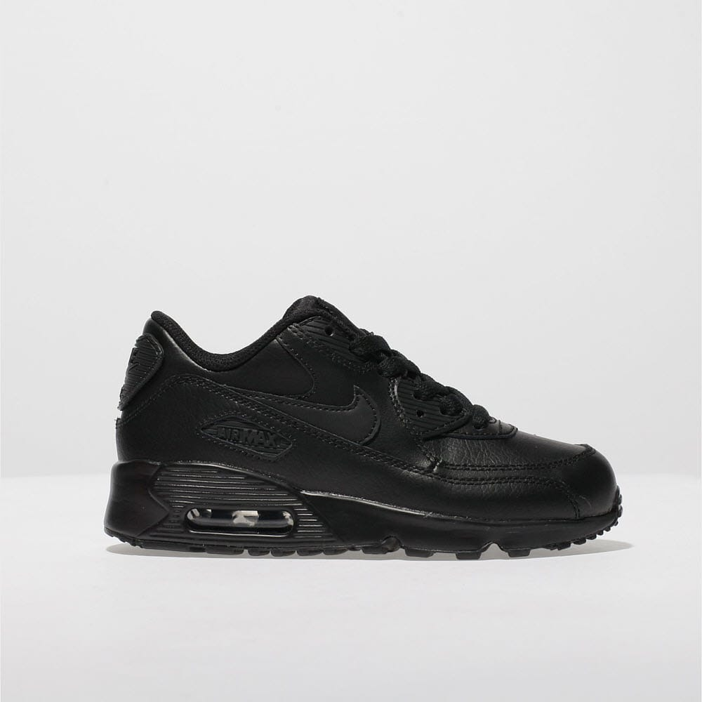 nike air max in black